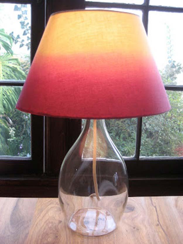 DIY lampu ruang tamu