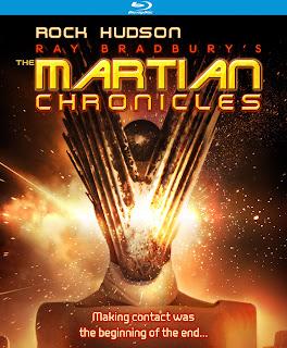 The Martian Chronicles – Miniserie [2xBD25] *Subtitulada