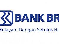 Lowongan Kerja PT Bank BRI (Persero) Tbk Frontliner