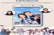 MomentCam: app que permite convertir fotos en caricaturas (iOS y Android)