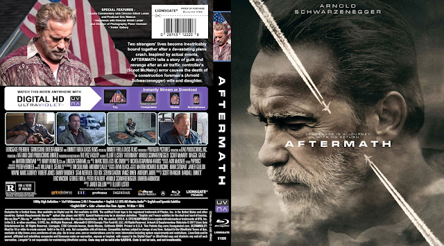 Aftermath Bluray Cover