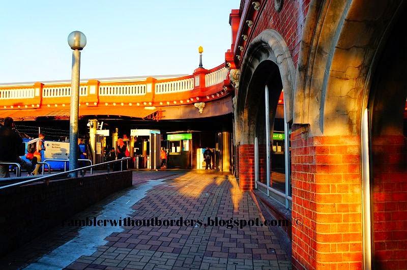 Horseshoe Bridge, Perth, WA, Australia