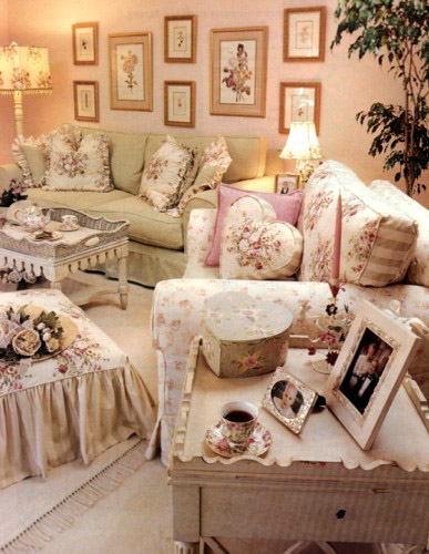 el mundo de cielo estilo shabby chic. Black Bedroom Furniture Sets. Home Design Ideas