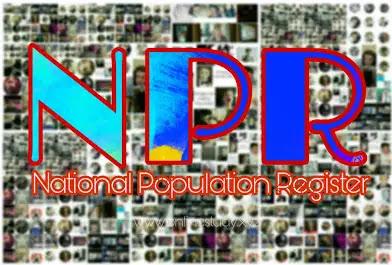 National Population Register (NPR)