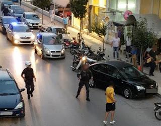 Θρίλερ στην Καλαμάτα: Μαχαίρωσαν αστυνομικό της ΔΙΑΣ στη μέσα του δρόμου! (photos)