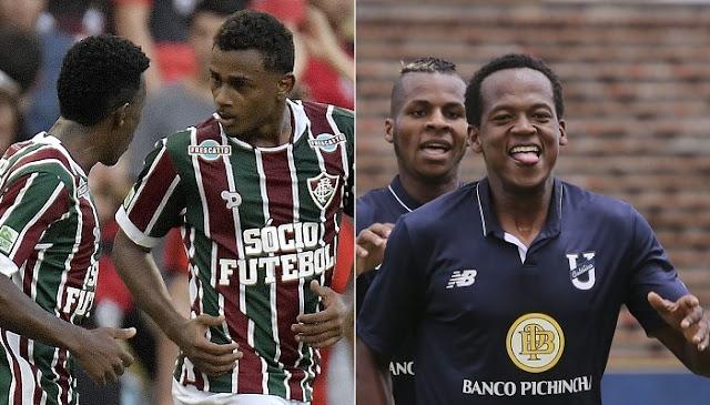 Fluminense vs U Catolica en vivo