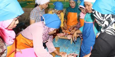 Pelatihan bisnis berbahan lokal Pemkab Banyuwangi