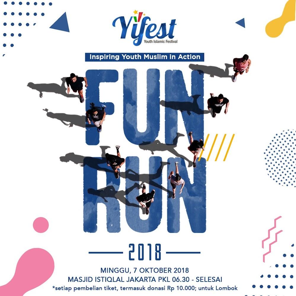 YIFest Run • 2018