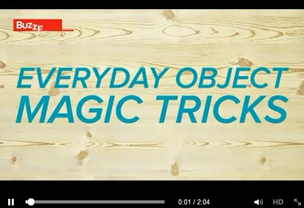 http://www.funmag.org/tips-and-tricks/everyday-objects-magic-tricks/