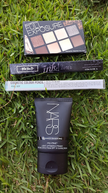 TMSNYC Beauty Tour 2016 Smashbox, Kat Von D, OCC and NARS Gifts - www.modenmakeup.com