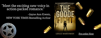 Author Spotlight ~ Leslie Marshman
