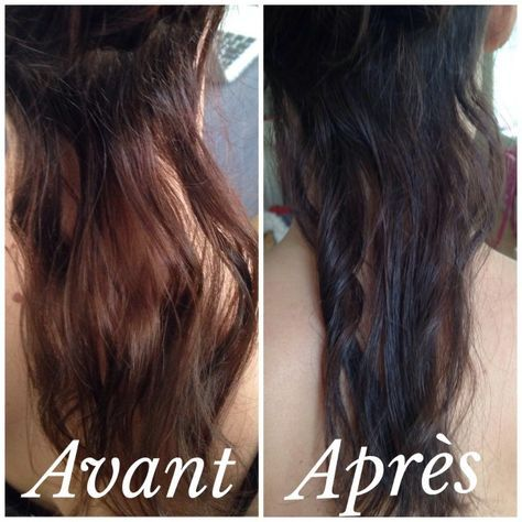 Colorations naturelles pour teindre ses cheveux en châtain