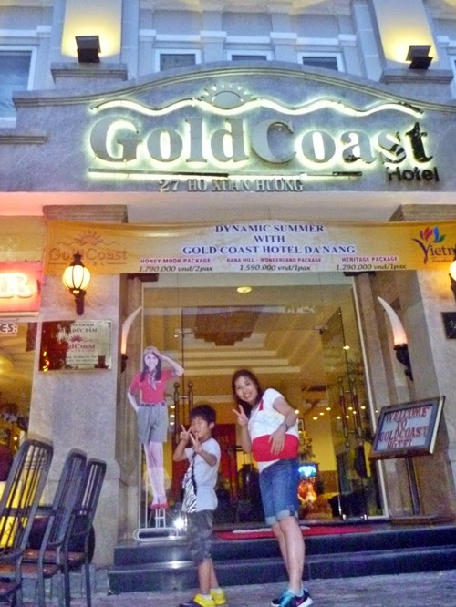 Gold Coast Hotel Da Nang ゴールド コースト ダナン ( 27 Ho Xuan Huong street, Beachfront, Ngu Hanh Son, ダナン, ベトナム)