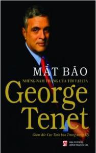 Mắt Bão - Những năm tháng của tôi tại CIA - George Tenet