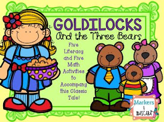 https://www.teacherspayteachers.com/Product/Goldilocks-and-the-Three-Bears-Classic-Tales-Mini-Pack-1962569