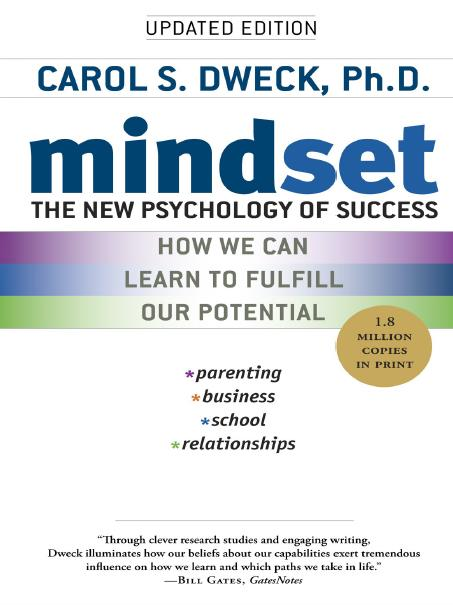 Mindset: The New Psychology of Success, Updated Edition