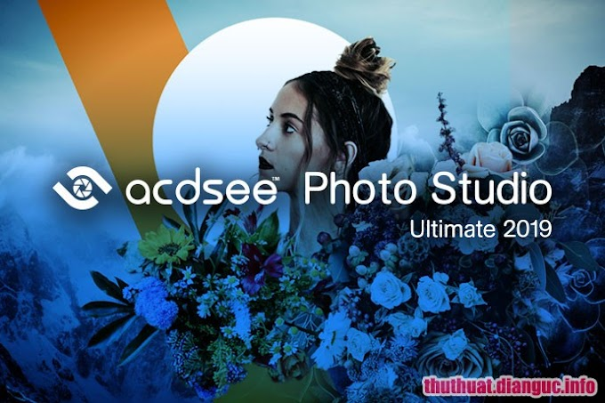 Download ACDSee Photo Studio Ultimate 2019 v12.1.1.1668 Full Cr@ck