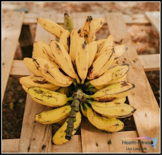 Black-spotted bananas