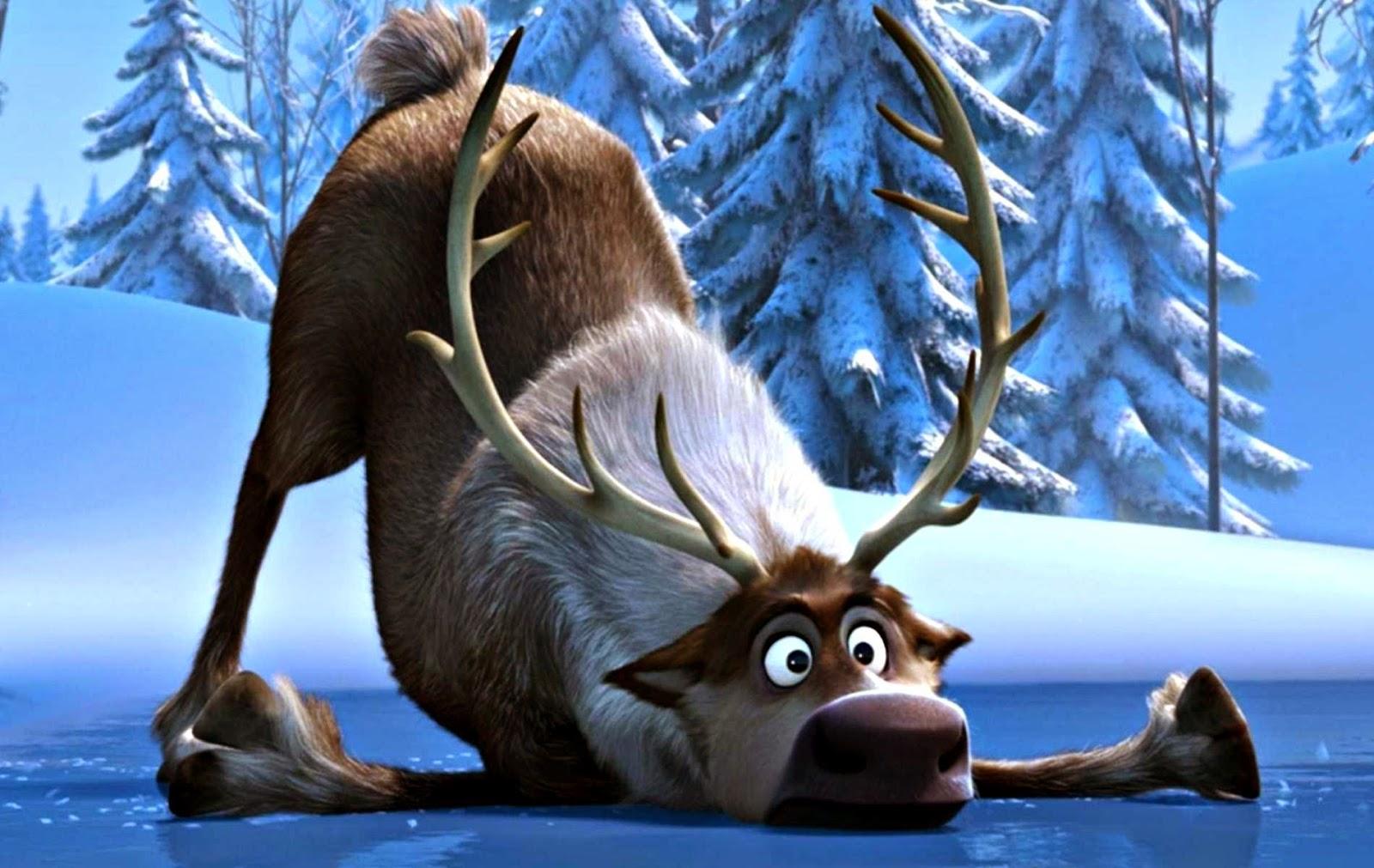 أجمل الخلفيات لفيلم Frozen (ملكة الثلج)