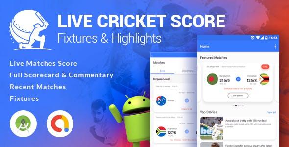 Live Cricket App Free