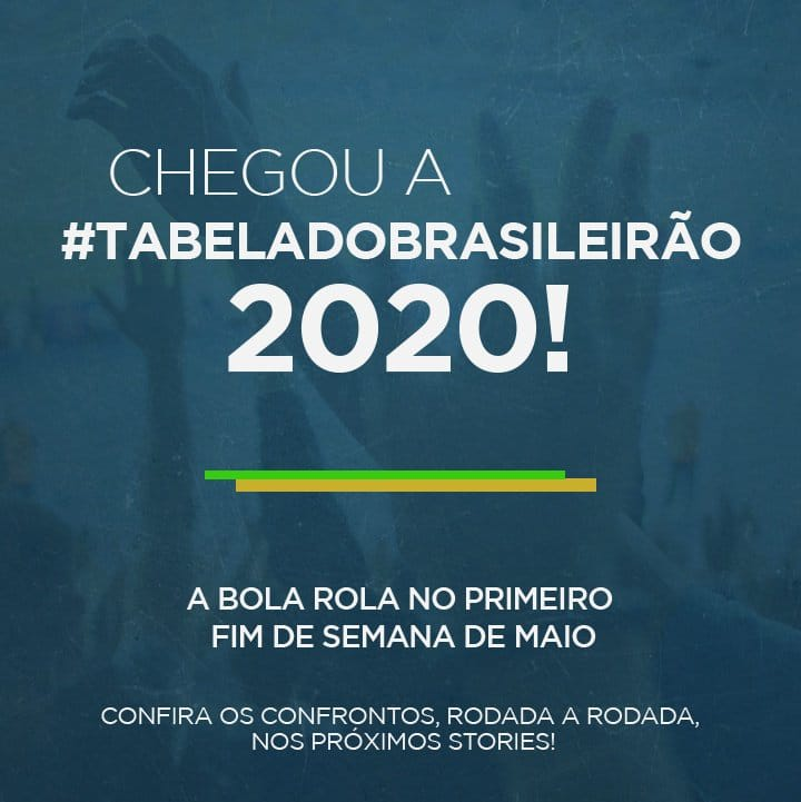 Cbf Divulga Tabela De Jogos Do Brasileirao Serie A 2020 Olhod Aguanoticiaspb