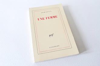 Lundi Librairie : Une femme - Annie Ernaux