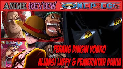 Luffy vs Kurohige