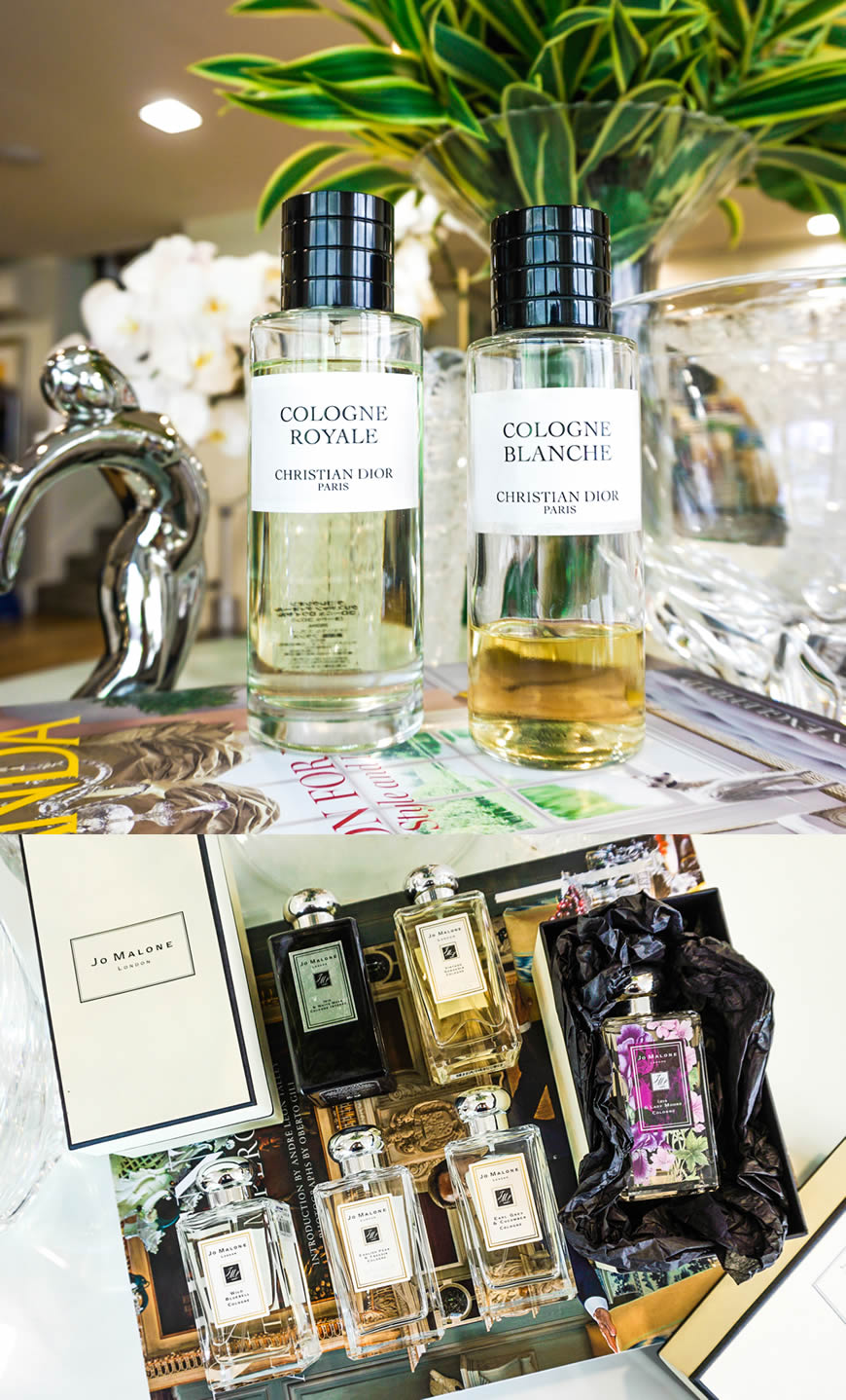 51bec56f9f43 The Cologne Royale and Cologne Blanche by Christian Dior has been Gretchen  Barretto's favorite ever-since. As far as I can remember, I read a certain  ...