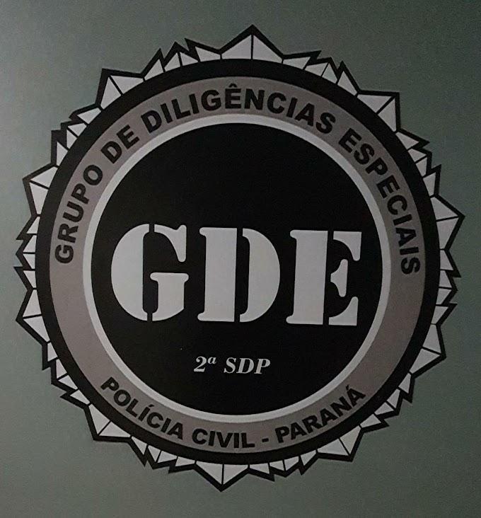 Polícia Civil (GDE) captura foragido da justiça por crime de estupro de vulnerável em Laranjeiras do Sul