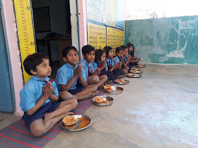 Mid-day-meal scheme