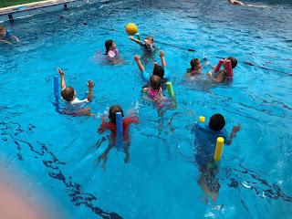 Summer Camp for children in Oman