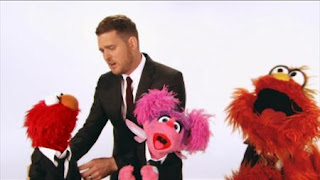 Believe in Yourself sung by Michael Bublé with Elmo, Abby Cadabby and Murray. Sesame Street The Best of Elmo 3