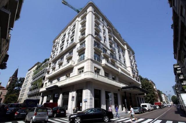 Palazzo Parigi Hotel & Grand Spa Milano em Milão