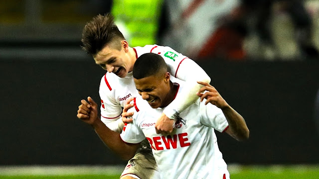 Eintracht Frankfurt vs Köln Highlights