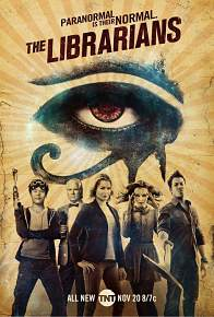 serie The Librarians tercera temporada