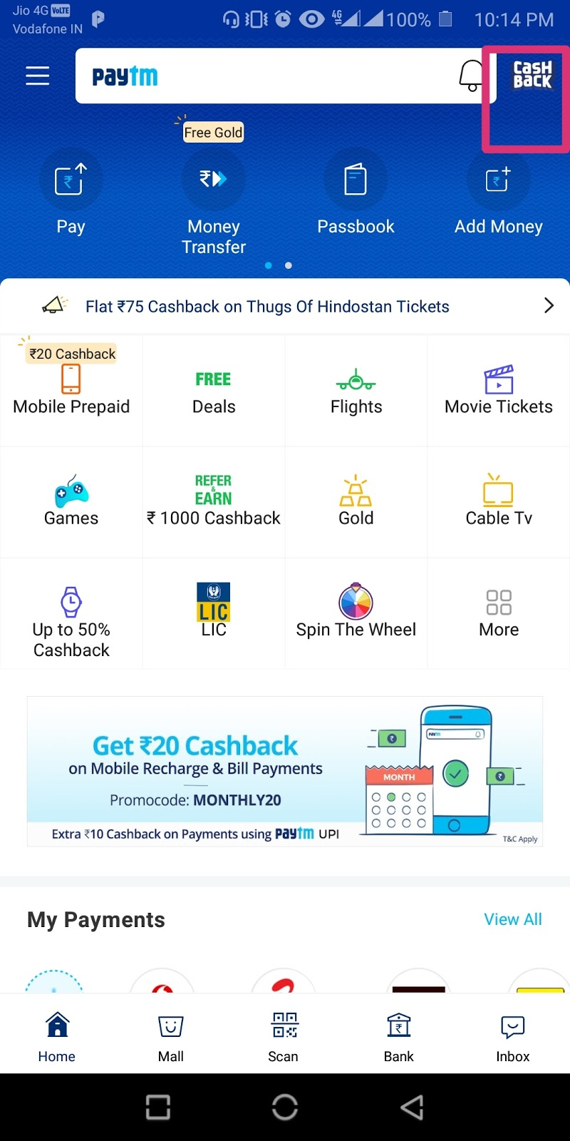PayTm Cashback Offer| Earn Up to Rs 5,000 - TechNews com