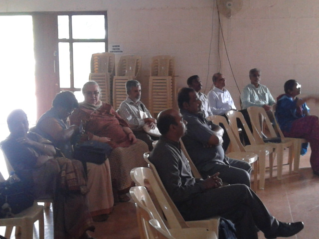 United Theological College, Bangalore: Faculty retreat
