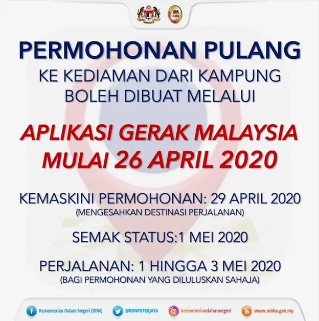 Jom Muat Turun Aplikasi Gerak Malaysia, aplikasi gerak malaysia, cara muat turun aplikasi gerak malaysia
