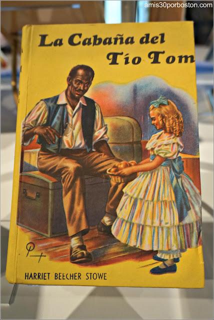 Libro La Cabaña del Tío Tom de Harriet Elisabeth Beecher Stowe