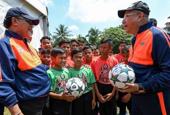 Kelantan Bakal Ada Kampus Sukan - Annuar Musa #TSAM