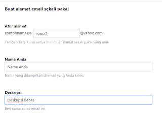 Cara Membuat Banyak Email Menggunakan Satu Email Yahoo