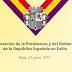 Declaración de la Presidencia y del Gobierno de la República Española en Exilio (21 junio 1977)