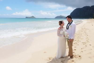 Wedding in Waimanalo