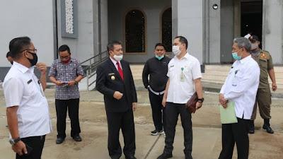 Masjid Pemprov Kaltim Akan Diresmikan Pada Tanggal 24 Juli 2020