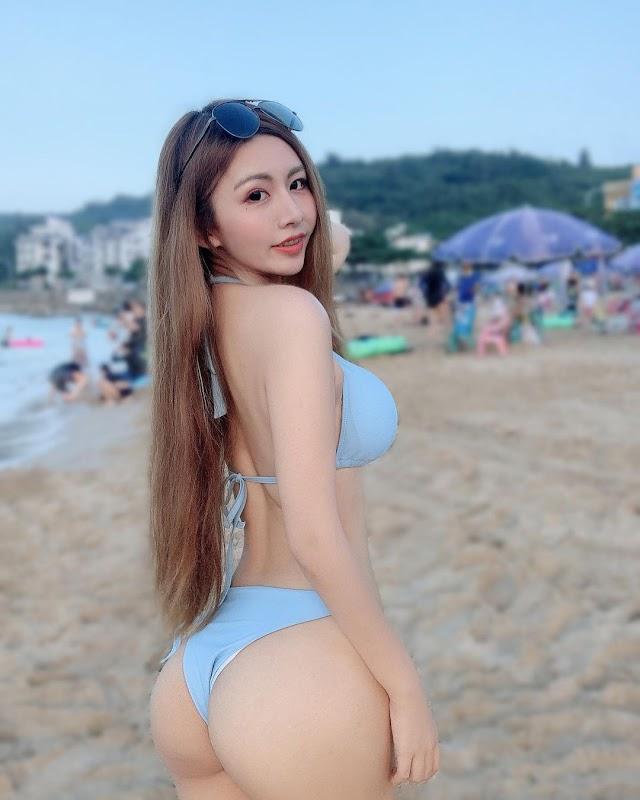 China Beautyful Girl Pic No.203 || Zhou Nianxun (Nian Nian)