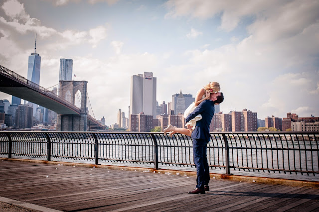 beautiful wedding photography in New York City