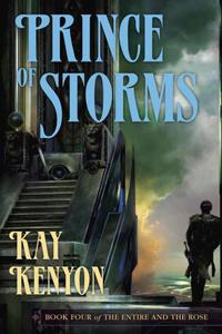 Portada de Prince of Storms, de Kay Kenyon