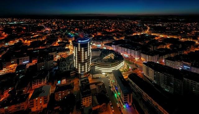 2021 yılında Avrupa spor kenti seçilen ilimiz hangisidir?