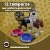 12 temperos que cachorro pode comer e utilizar na alimentação natural.