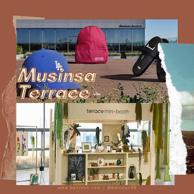 Musinsa Terrace